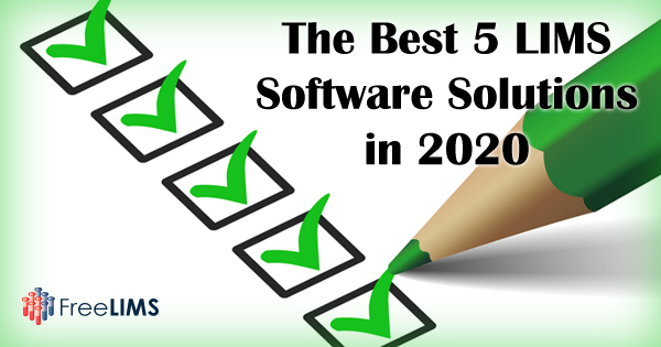 Best LIMS Software in 2020