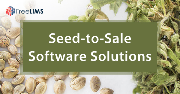 Cannabis Seed-to-Sale Software Solutions
