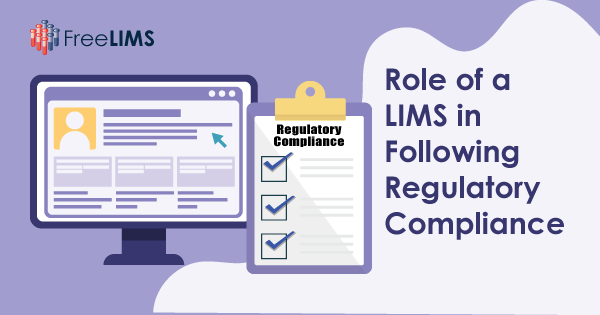 LIMS Software for Regulatory Compliance