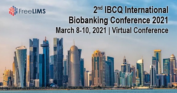 2nd IBCQ International Biobanking Conference 2021
